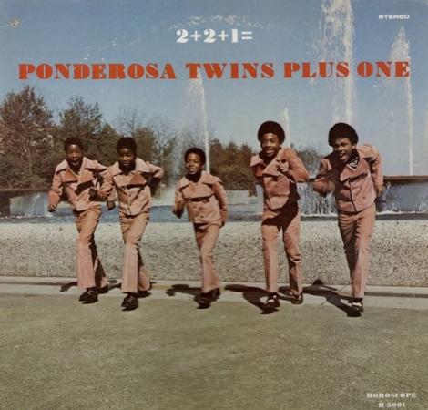 ponderosa twins plus one